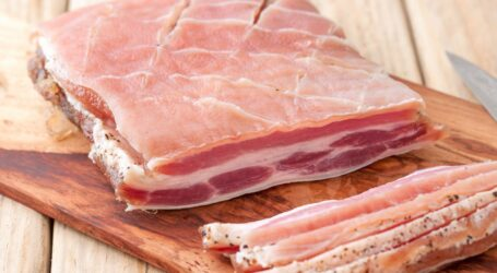Make your own bacon