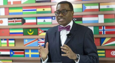 African Development Bank president Adesina re-elected to second term