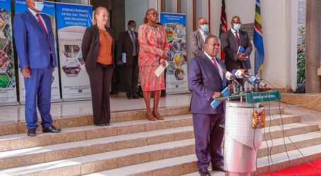 Kenya finalises Uk trade pact amid EAC tension