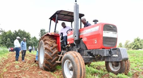 Farmers should embrace machinery for better profits