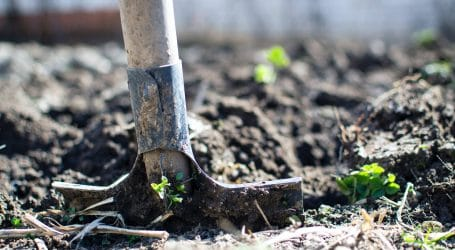 Nyeri Government provides farmers with equipment